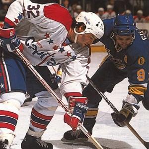 Tony Kornheiser referred to Dale Hunter's Caps as choking dogs (hockeymedia/Flickr).