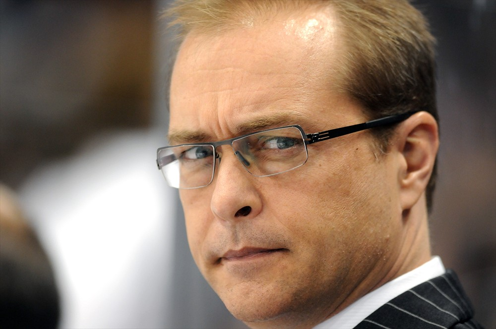 Maurice, Cheveldayoff sign new multi-year contracts with Winnipeg Jets