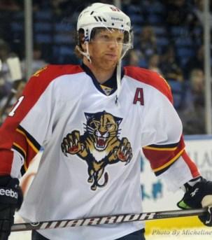 Brian Campbell Florida Panthers