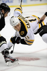 Gregory Campbell Bruins