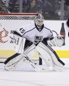 Jonathan Bernier Kings