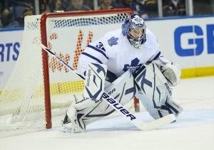 James Reimer Leafs