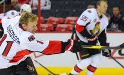 Retirement Decision Looming for Senators' Captain Daniel Alfredsson