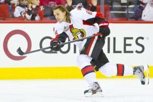Defending Norris winner Erik Karlsson