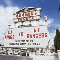 Kings Rangers Las Vegas game