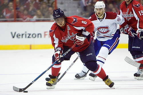 Alex Ovechkin (michael starghill/Flickr)
