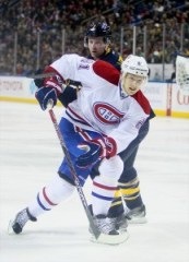 Lars Eller a member of the Canadiens roster