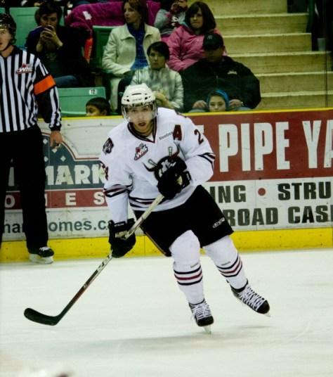 Matt Dumba hockey player