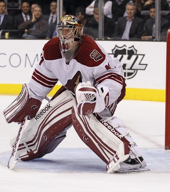 Mike Smith Coyotes