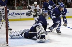 Jonas Gustavsson Maple Leafs