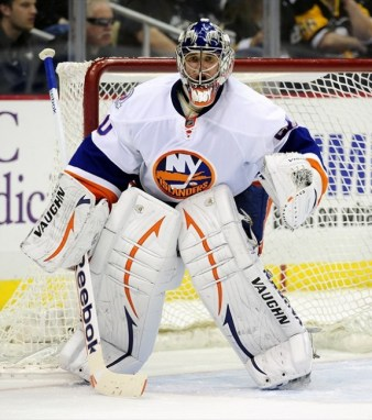 New York Islanders' Goaltending Options