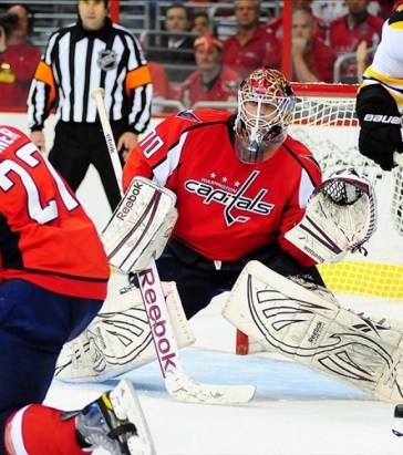 Braden Holtby Capitals