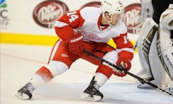 Red Wings Power Play Turning the Corner?