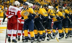 The Guard Has Changed From Hockeytown To Smashville