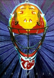 Jocelyn Thibault's Goalie Mask
