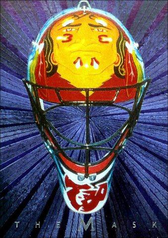 Jocelyn Thibault's Goalie Mask