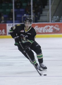 Mike Winther PA Raiders forward
