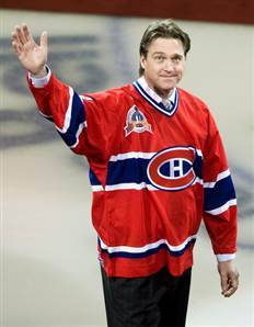 Roy is apparently not in the running any more to become the next Habs head coach