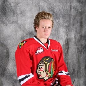 Brendan Leipsic Winterhawks