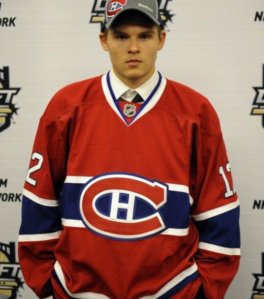 Alex Galchenyuk (Aaron Bell/OHL Images)