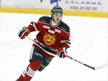 Ottawa Senators Mikael Wikstrand