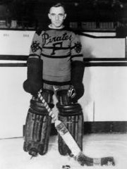 Roy Worters of the New York Americans.