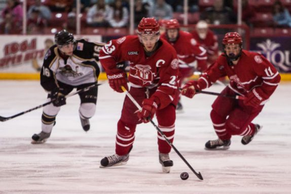 Zemgus Girgensons Dubuque Fighting Saints