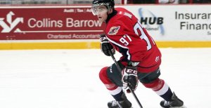 Brady Vail has been inconsistent this season (Source: windsorspitfires.com)