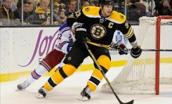 Bruins' Tenacity Evident In Triumph Over Red Wings