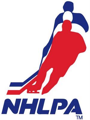 NHLPA union logo
