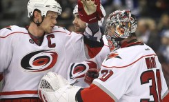 Extensions for Staal, Ward May Help Less Than Hoped