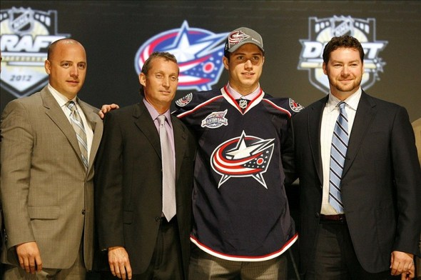 Ryan Murray Blue Jackets