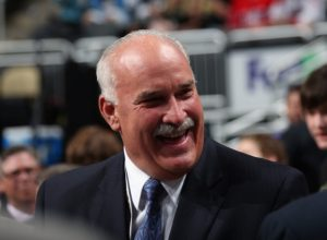 President of Hockey Operations, John Davidson (Photo courtesy of Columbus Blue Jackets)