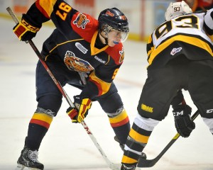 KHL, Connor McDavid, Erie Otters, OHL, NHL, NHL Draft