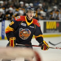 Connor McDavid (Aaron Bell/OHL Images)