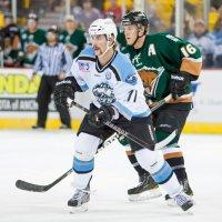 Columbus hockey forward Brandon Dubinsky