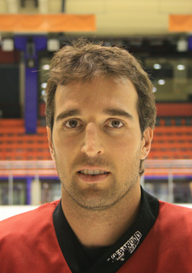 Michele Strazzabosco Italian hockey