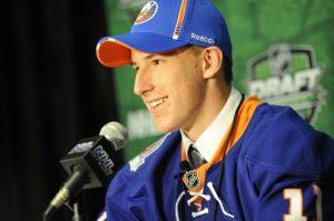 Ryan Strome, Islanders, world juniors