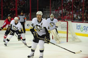 Paul Martin and Brooks Orpik look to improve from  a year ago. (Tom Turk-THW)