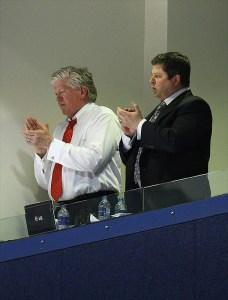 Brian Burke Leafs
