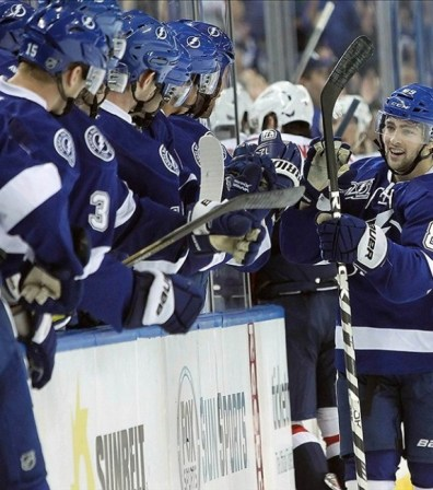 Cory Conacher (Kim Klement-USA TODAY Sports)