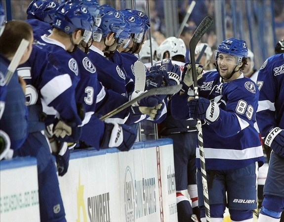 Cory Conacher is turning many heads this season (Kim Klement-USA TODAY Sports)