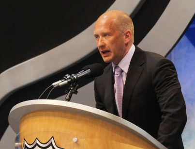 Jarmo Kekalainen is the first Europen GM in the NHL.