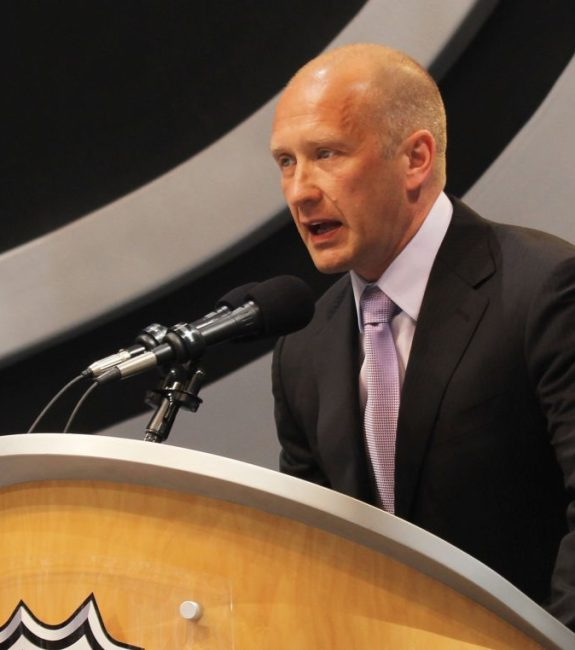 Columbus GM Jarmo Kekalainen told me they expect to have more than five picks at this draft.