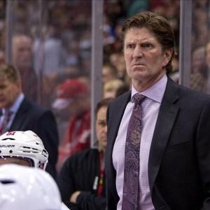 Mike Babcock, Toronto Maple Leafs, NHL, Hockey