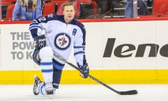 Q & A With Olli Jokinen of the Winnipeg Jets