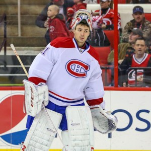 Montreal Canadiens goalie Carey Price - (Photo: Andy Martin Jr)