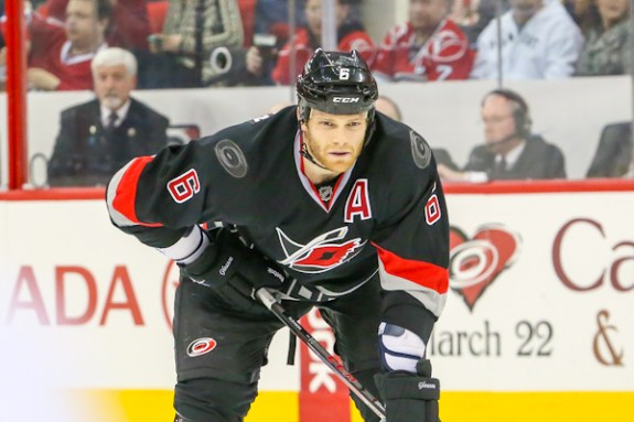 The addition of Tim Gleason will add to next season's Flyers - Canes storm.