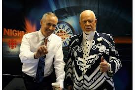 Ron MacLean and Don Cherry Coach's Corner