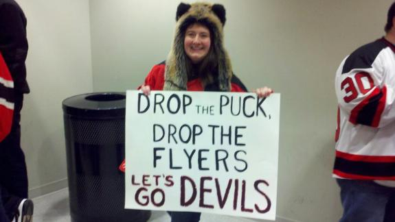 Drop The Flyers (Kim Sakevich asst'd by Diane Kull